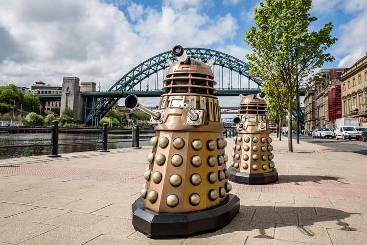 Dalek invasion Newcastle (4)
