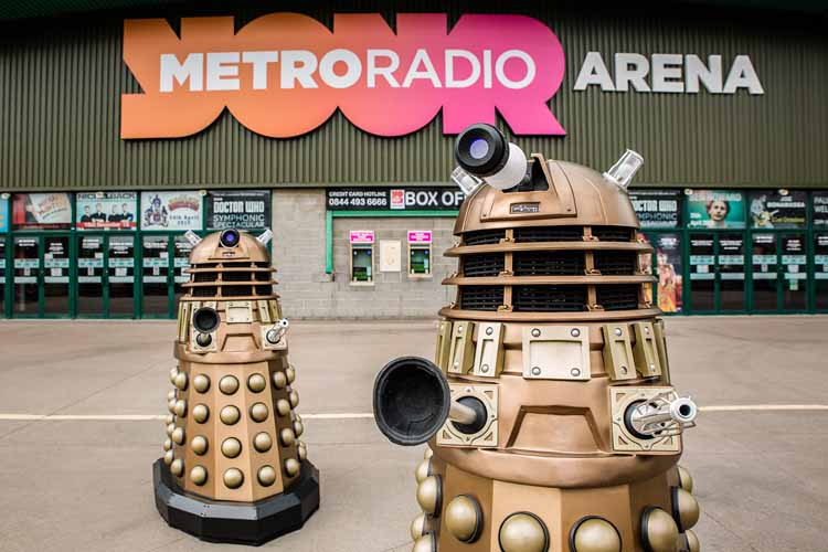 Dalek invasion Newcastle (5)