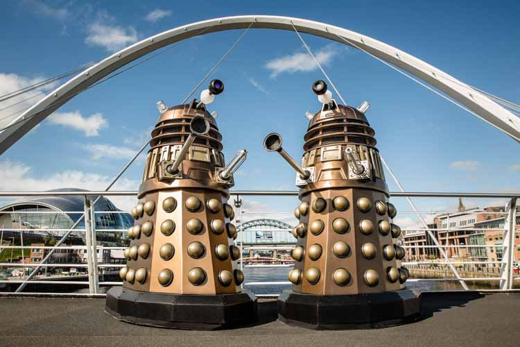 Dalek invasion Newcastle (6)