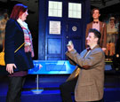 Matt Smith (no not that one) Proposes at DWE