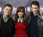 Doctor Who 50th Anniversary ExCeL Convention  Starts