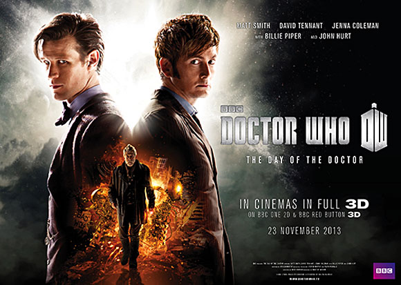 the day of the doctor tv and cinema screenings � the
