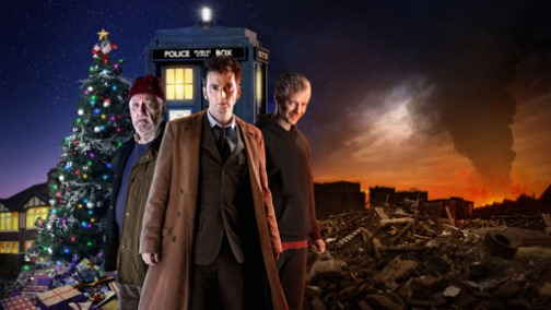 doctor who the end of time image