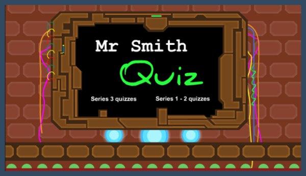 Mr Smith Quiz