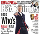 Radio Times 12th Doctor Peter Capaldi Cover