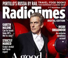 Radio Times  Doctor Who Cover & Digital Edition