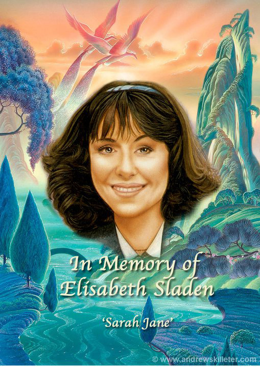 elisabeth sladen interview