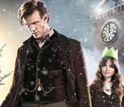 The Time Of The Doctor Christmas Promotional Image
